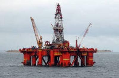 Mitai apie naftos platformas